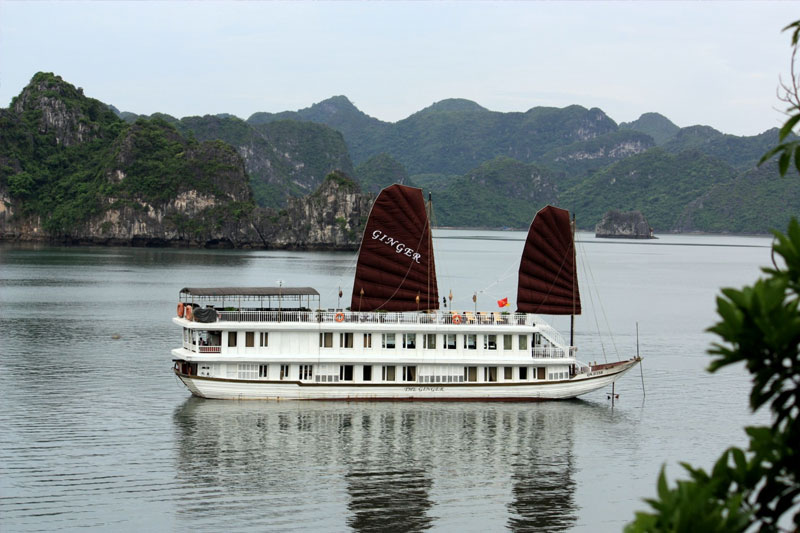 Halong Ginger Cruise (Best Price Guarantee)