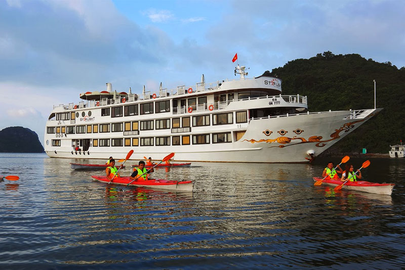Starlight Cruise Halong bay (Excellent Deal)